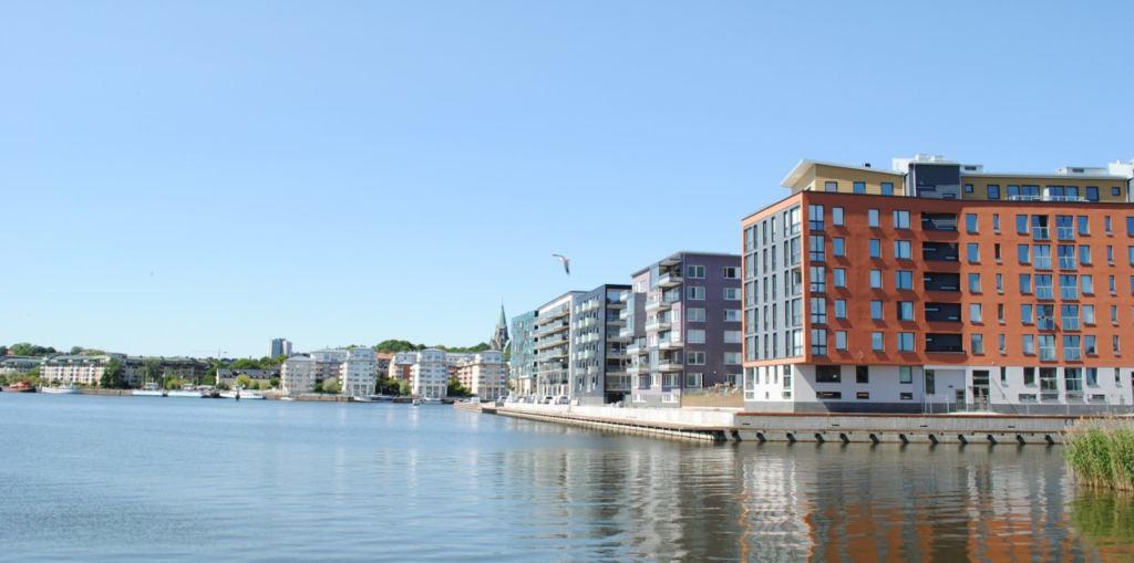 Fendern, Henriksdalshamnen